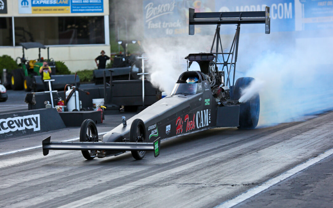 By 0.003 Seconds – Joe Morrison Misses Qualifying During Top Fuel Debut